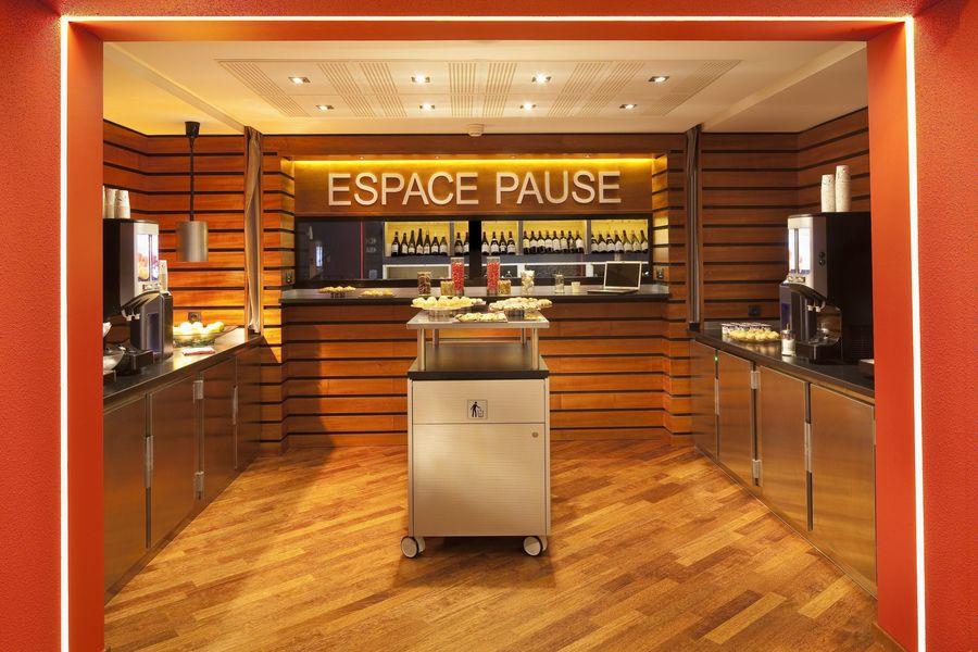 Diana Hotel Restaurant Et Spa **** Espace Pause