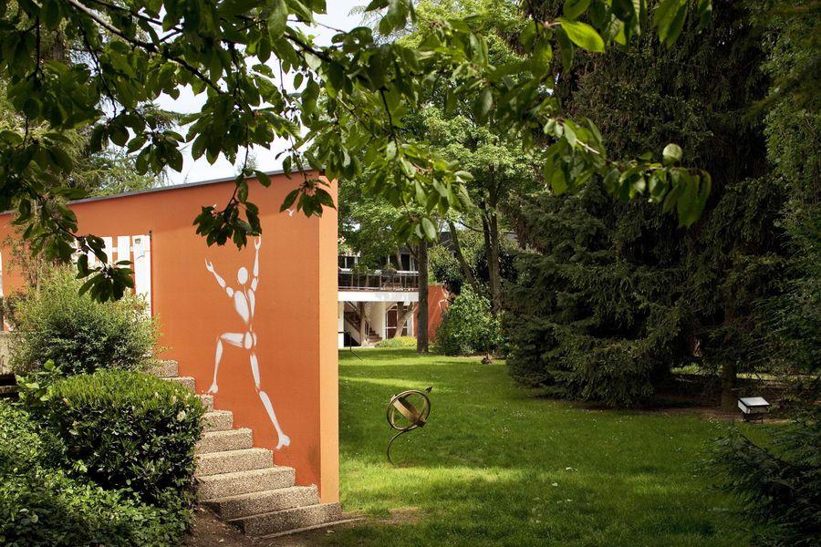 Diana Hotel Restaurant Et Spa **** Jardin