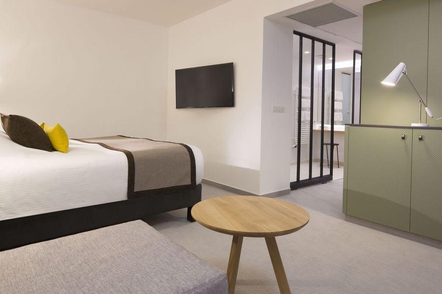 Diana Hotel Restaurant Et Spa **** Chambre