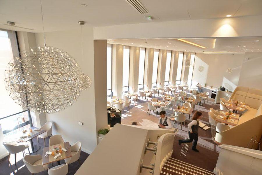 Radisson Blu Hôtel Lyon **** Restaurant