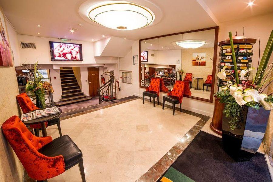 Quality Hôtel Bordeaux Centre Sainte Catherine *** Entrée