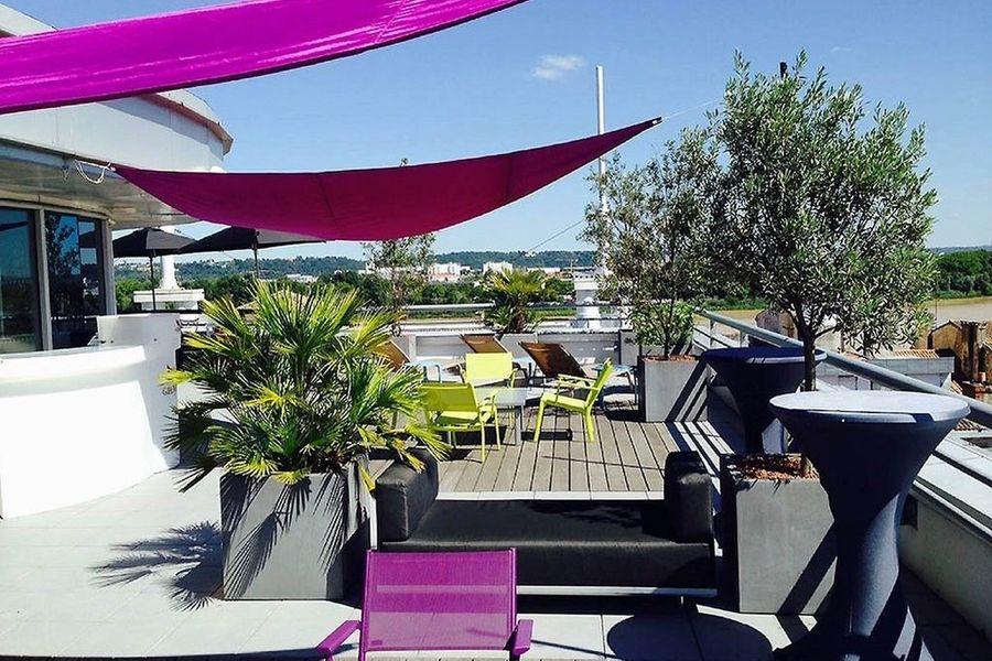 Mercure Bordeaux Cité Mondiale Centre Ville *** Terrasse