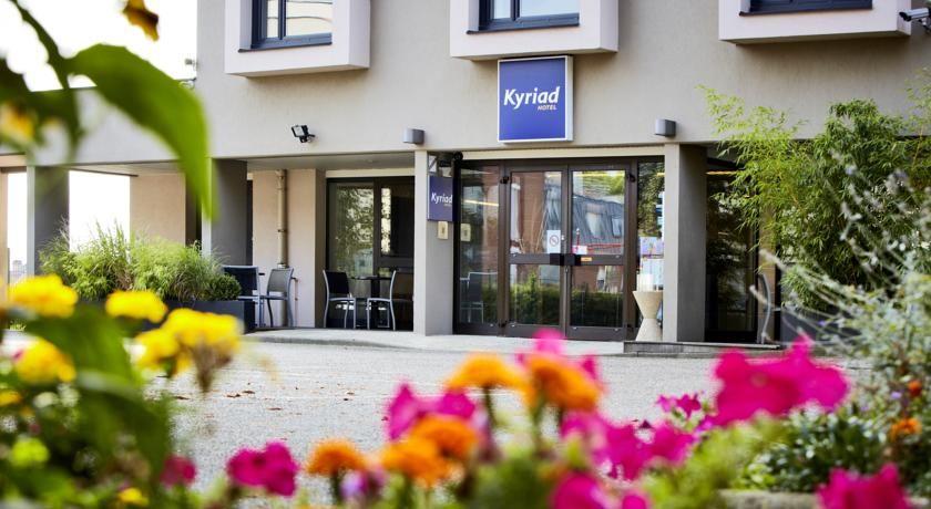 Hôtel Kyriad Strasbourg - Sud *** 2