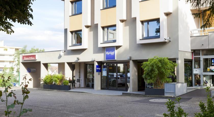 Hôtel Kyriad Strasbourg - Sud *** 3