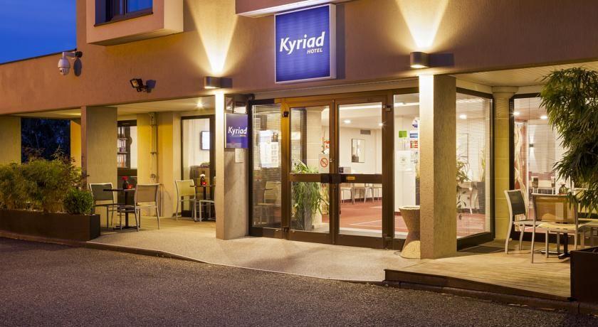 Hôtel Kyriad Strasbourg - Sud *** 5