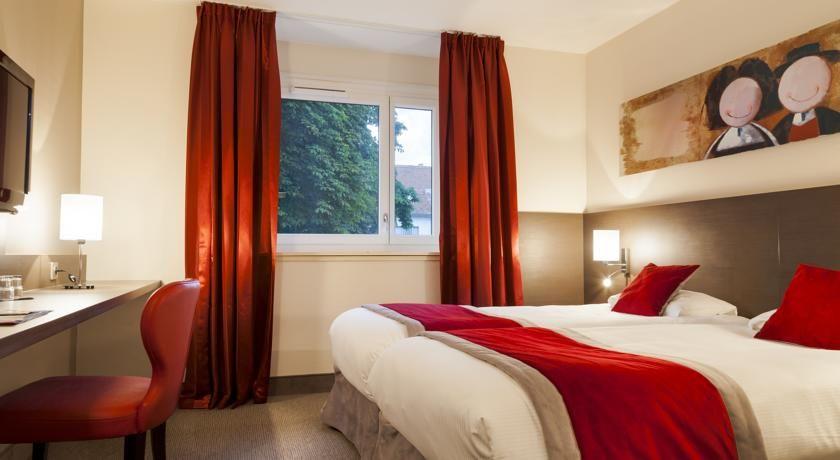 Hôtel Kyriad Strasbourg - Sud *** 12