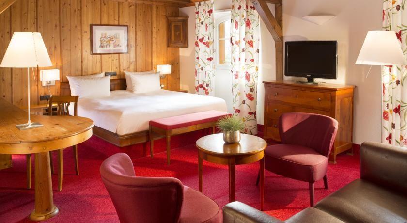 Hotel du Parc **** 26