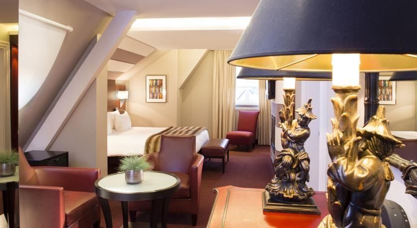 Hotel du Parc **** 29