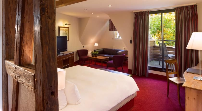 Hotel du Parc **** 35