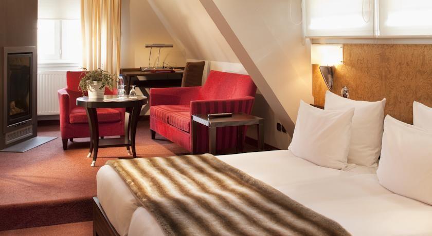 Hotel du Parc **** 38