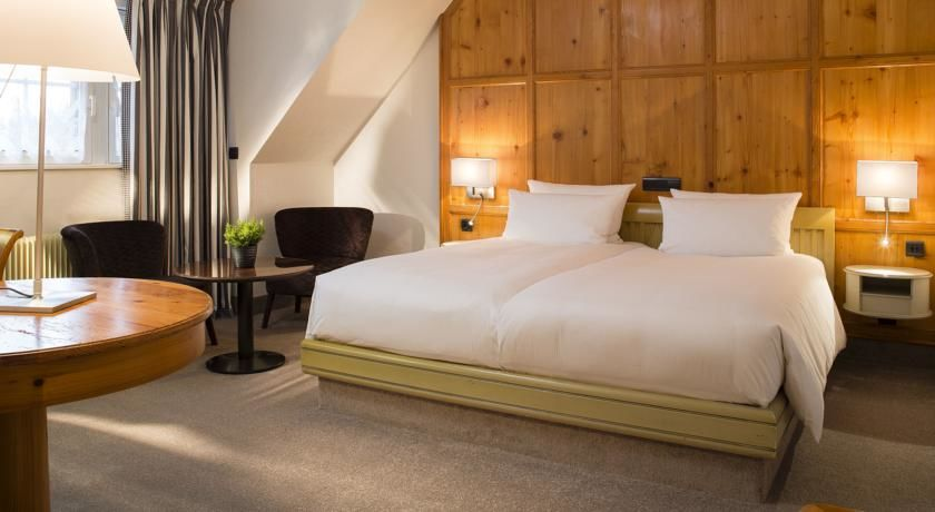 Hotel du Parc **** 43