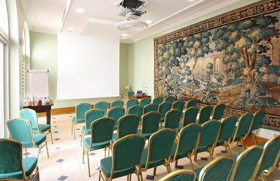 Salle séminaire  - Le Bouclier d'Or Hôtel & Spa ****