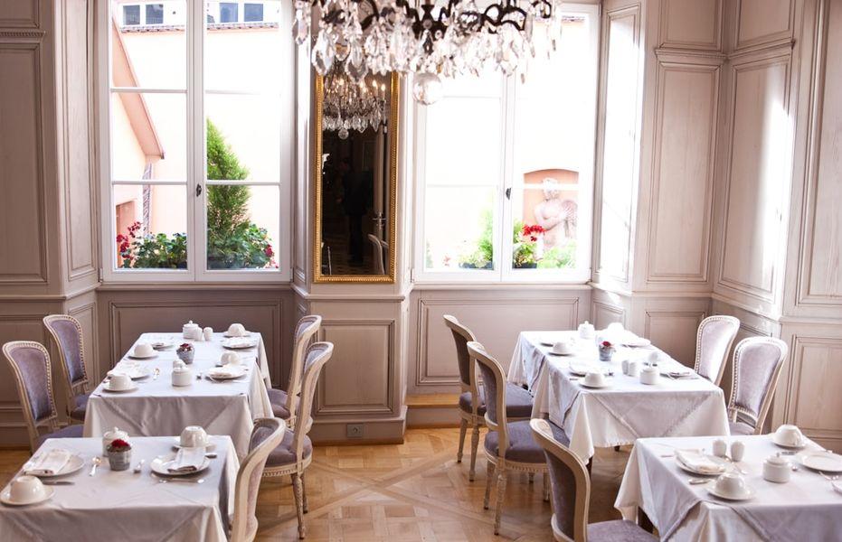 Le Bouclier d'Or Hôtel & Spa **** Zuber