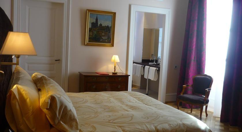 Le Bouclier d'Or Hôtel & Spa **** Chambre
