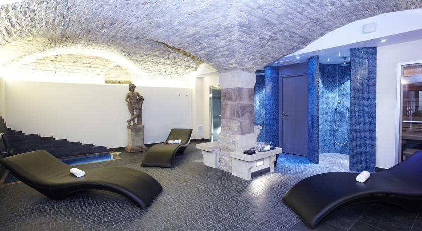 Le Bouclier d'Or Hôtel & Spa **** Spa