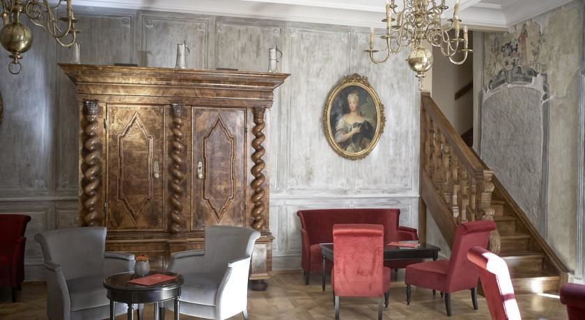Le Bouclier d'Or Hôtel & Spa **** Intérieur