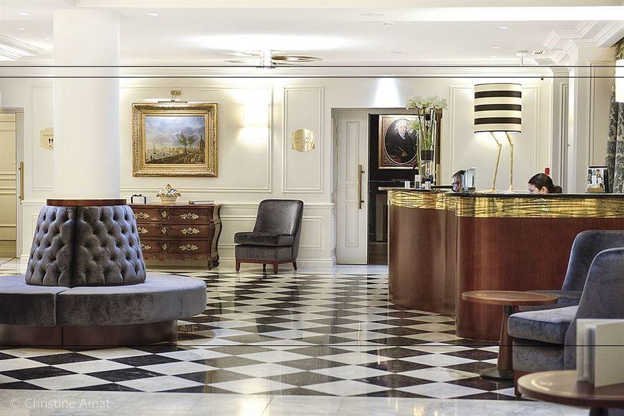 Hôtel de Sèze **** Accueil