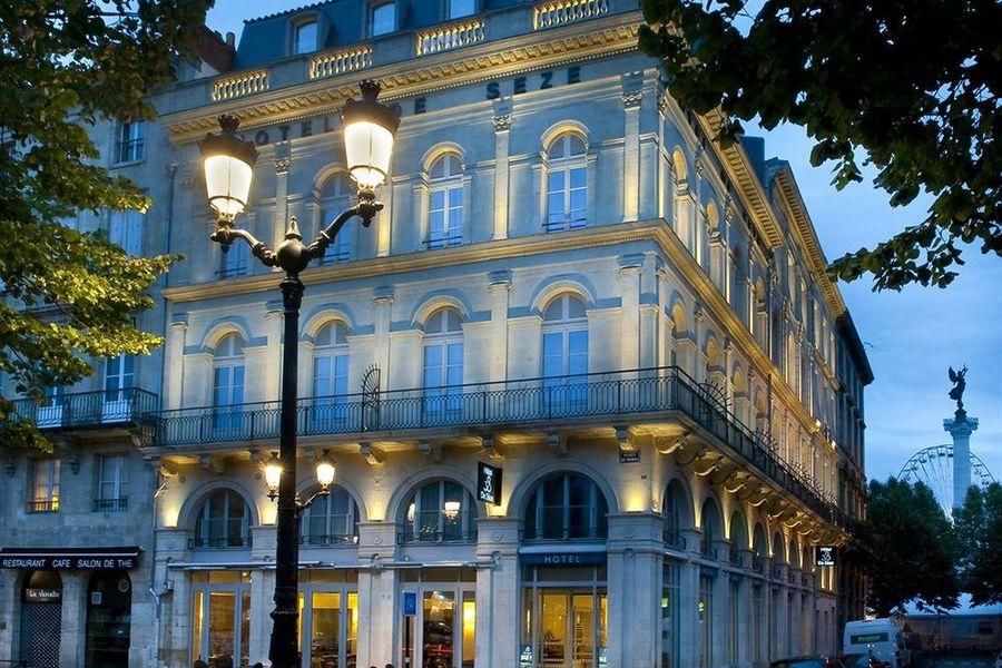 Hôtel de Sèze **** Façade
