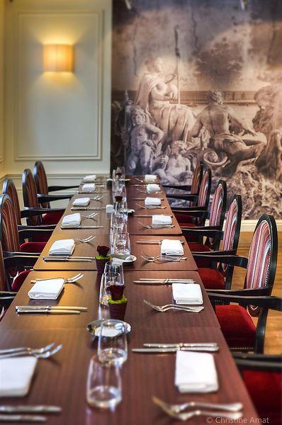 Hôtel de Sèze **** Restaurant