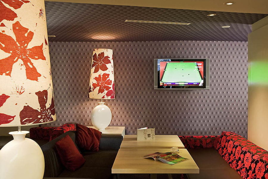 Mercure Bordeaux centre **** Coin TV