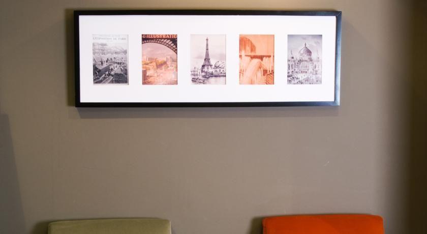 Hôtel de l'Exposition Tour Eiffel 18