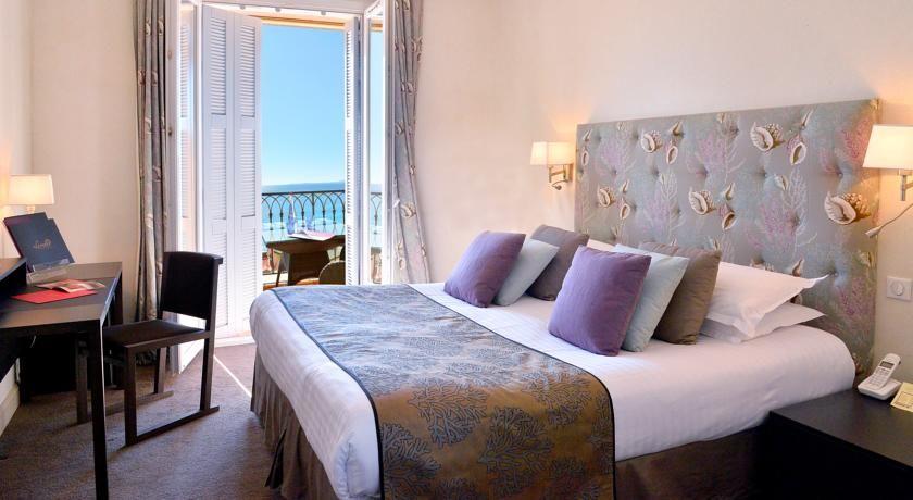 Hôtel La Pérouse **** 1