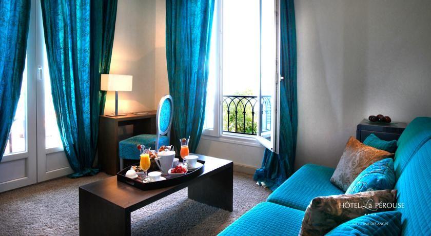 Hôtel La Pérouse **** 13
