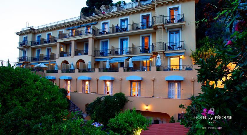 Hôtel La Pérouse **** 18