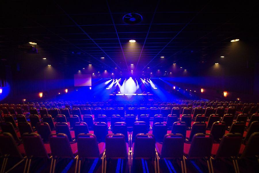 Pasino de Saint-Amand-les-Eaux **** Salle de spectacle