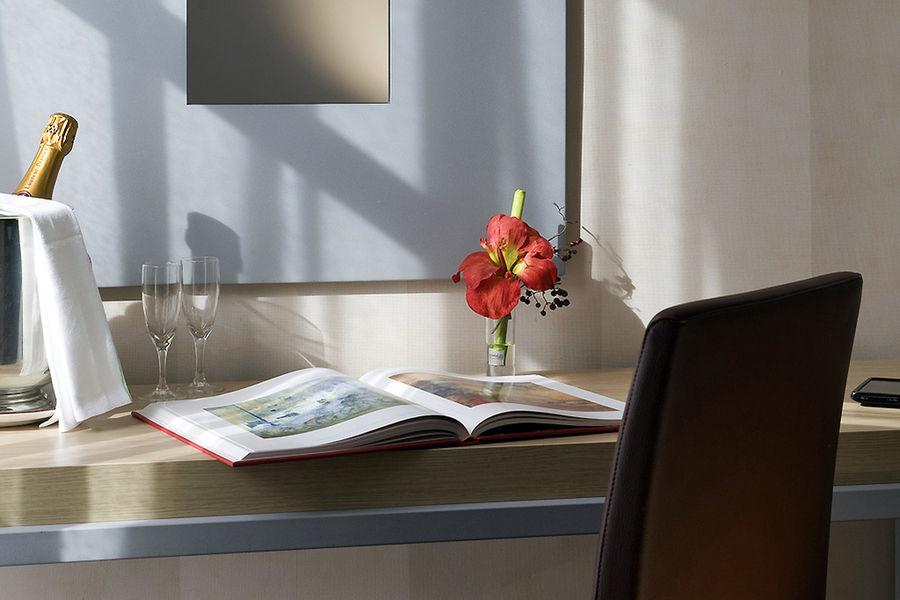 Hotel Mercure Paris Gobelins Place d'Italie **** Intérieur