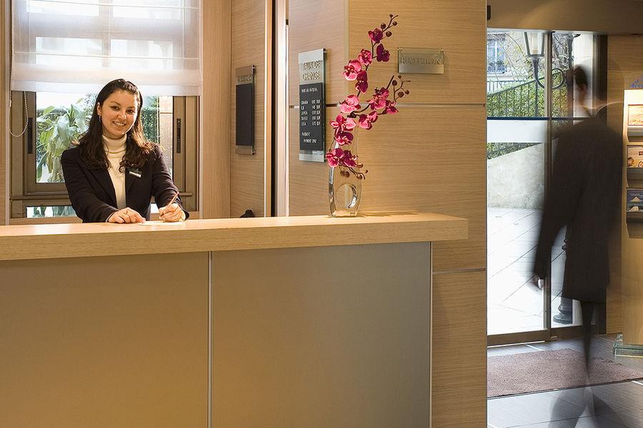 Hotel Mercure Paris Gobelins Place d'Italie **** Accueil
