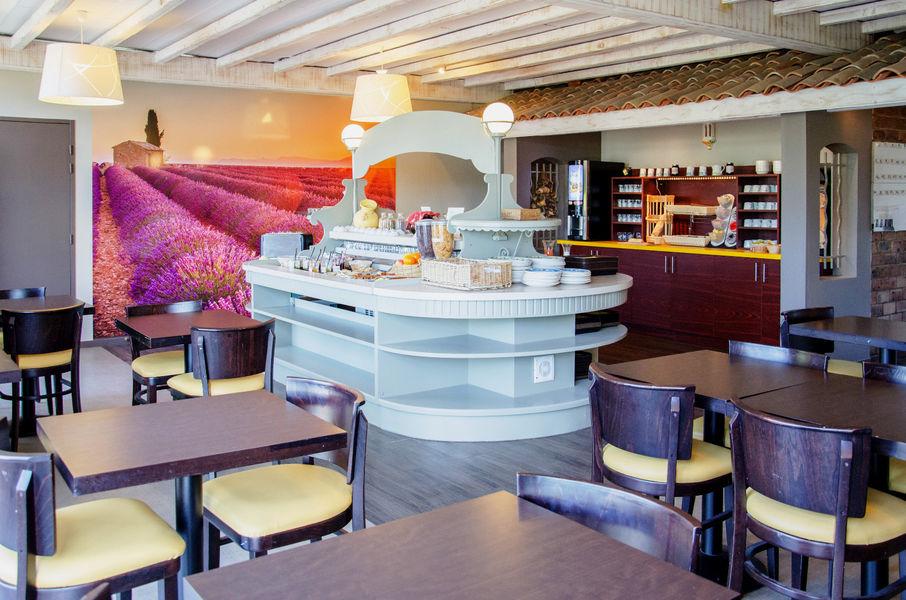 Le Provençal Bordeaux Lac *** Restaurant