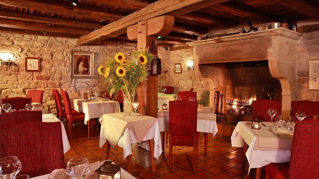 Hôtel Restaurant L'Ami Fritz *** Restaurant