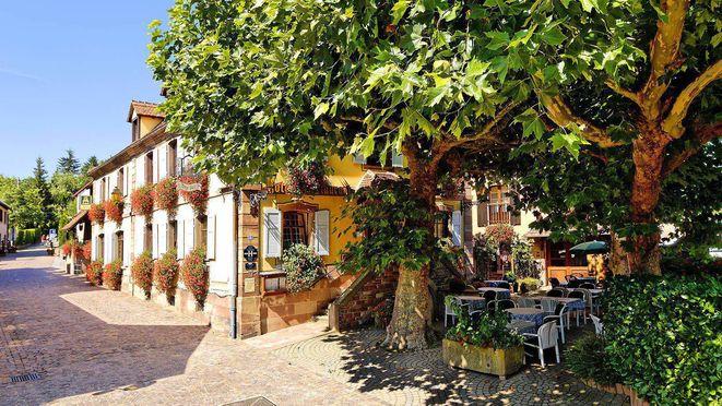 Hôtel Restaurant L'Ami Fritz ***