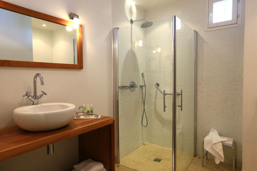Hôtel Demeure Les Mouettes **** Salle de bain
