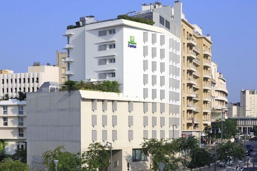Holiday Inn Express Marseille St Charles *** 1