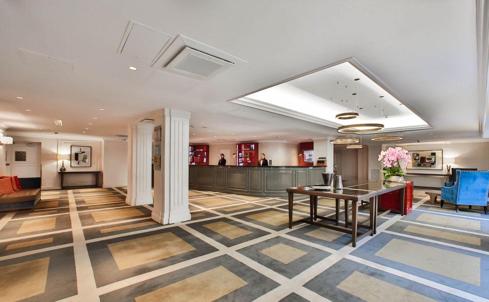 Fraser Suites Le Claridge Champs-Elysées ***** Accueil