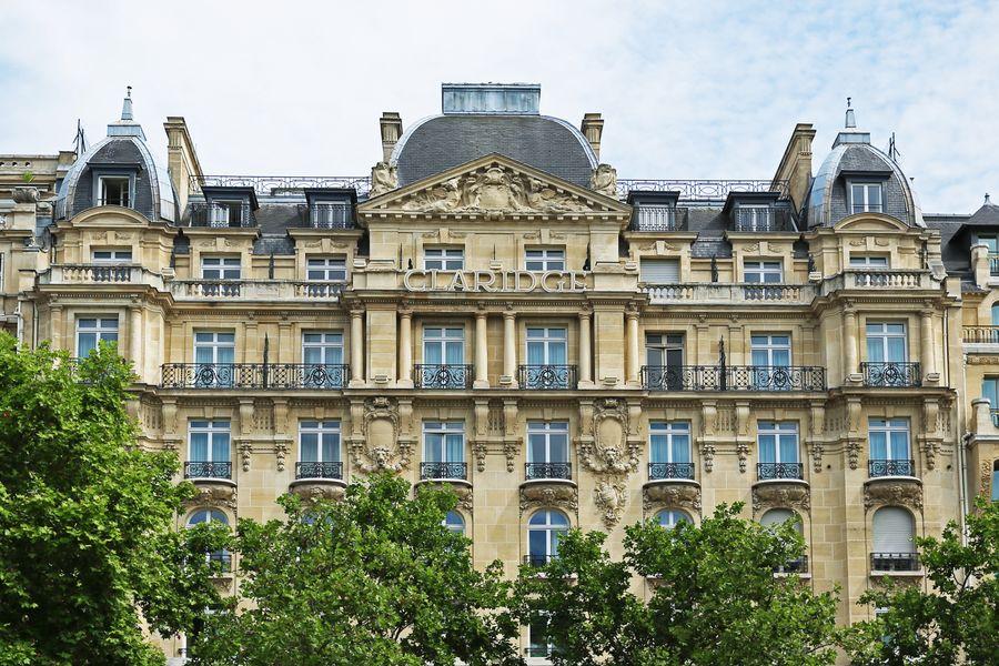 Fraser Suites Le Claridge Champs-Elysées ***** Façade
