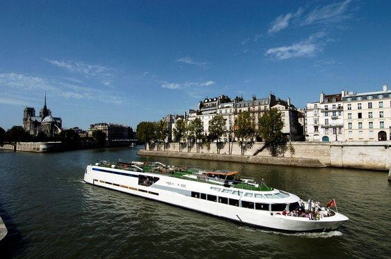 VIP Paris Yacht Hôtel
