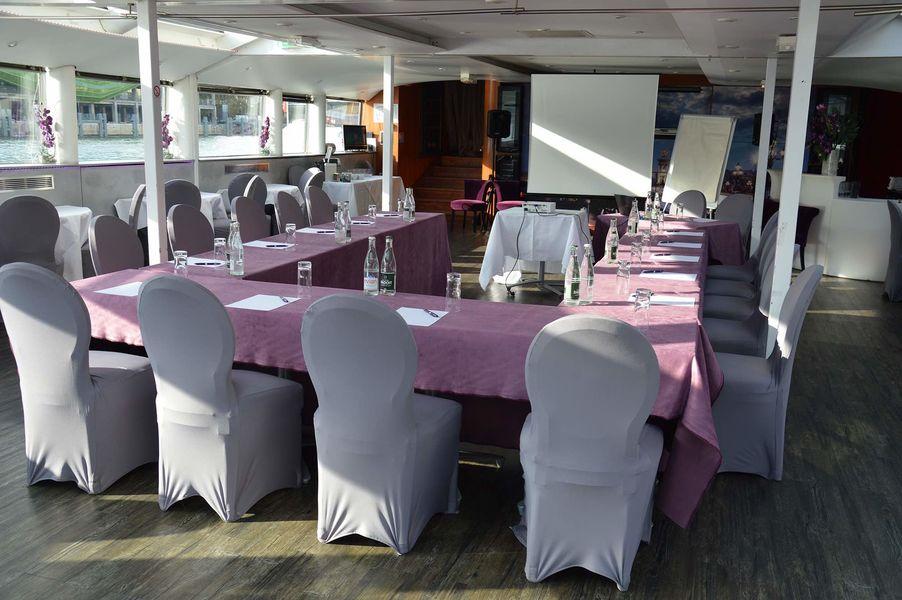 VIP Paris Yacht Hôtel Salle de séminaire