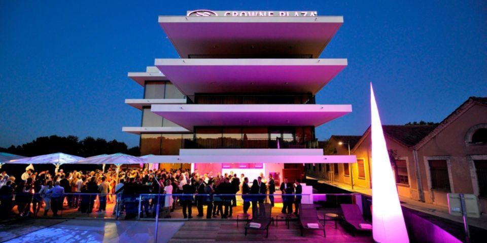 Crowne Plaza Montpellier Corum **** Extérieur
