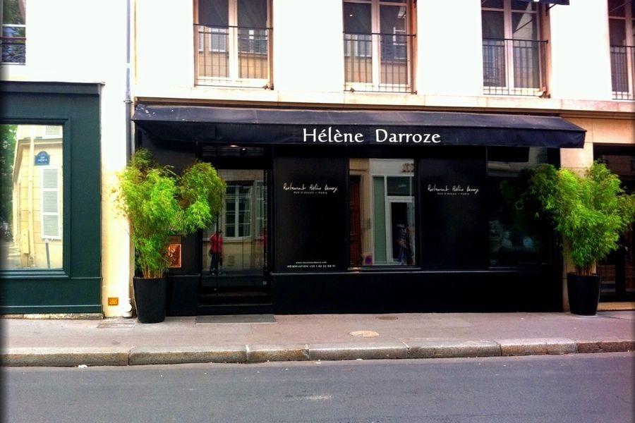 Restaurant Hélène Darroze  Extérieur