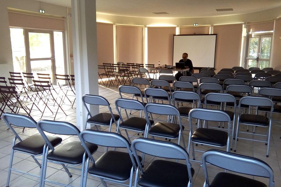 Chalet Indigo Strasbourg Salle de séminaire