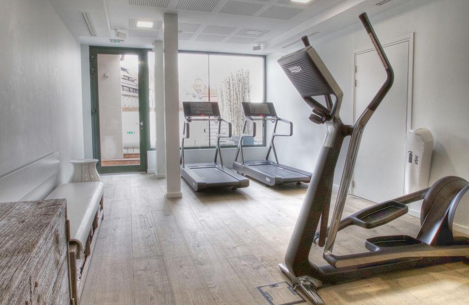 Hotel Regent Petite France ***** Salle de fitness