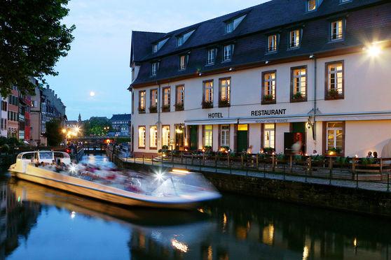 Hotel Regent Petite France *****