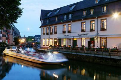 Hôtel & Spa RÉGENT PETITE FRANCE *****