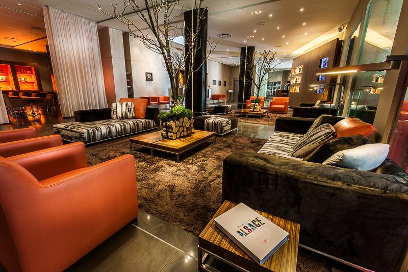 Hotel Regent Petite France ***** Intérieur