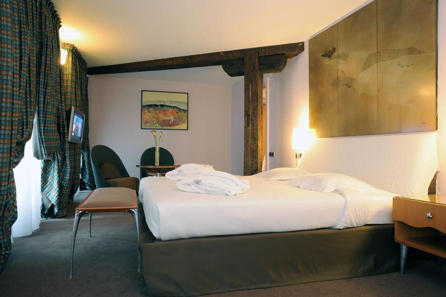 Hotel Regent Petite France ***** Chambre