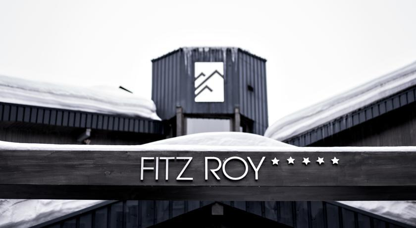 Hôtel Le Fitz Roy ***** 3