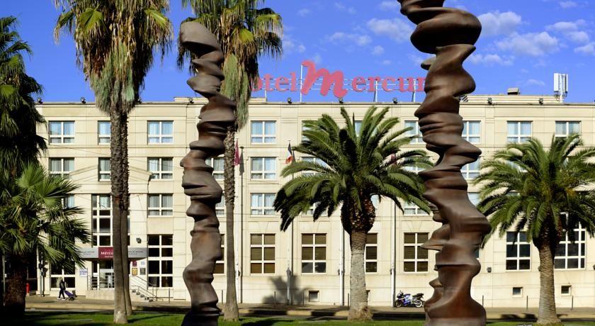 Mercure Montpellier Centre Antigone **** Façade